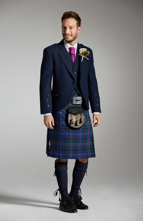 The Spirit of Bannockburn Kilt from Kilts 4 U Glasgow