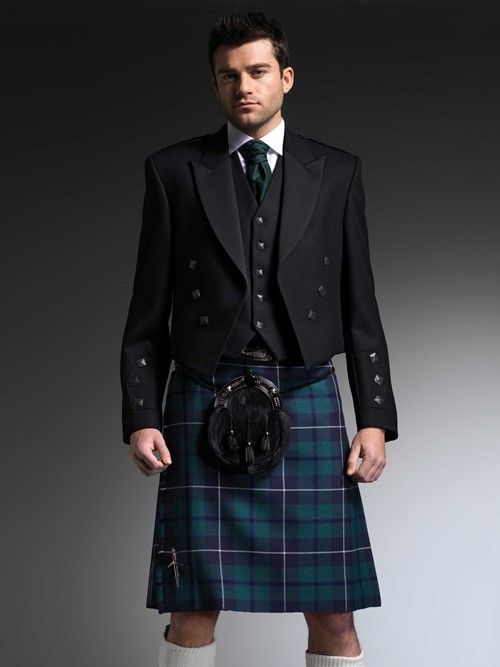 The Modern Douglas Kilt from Kilts 4 U Glasgow