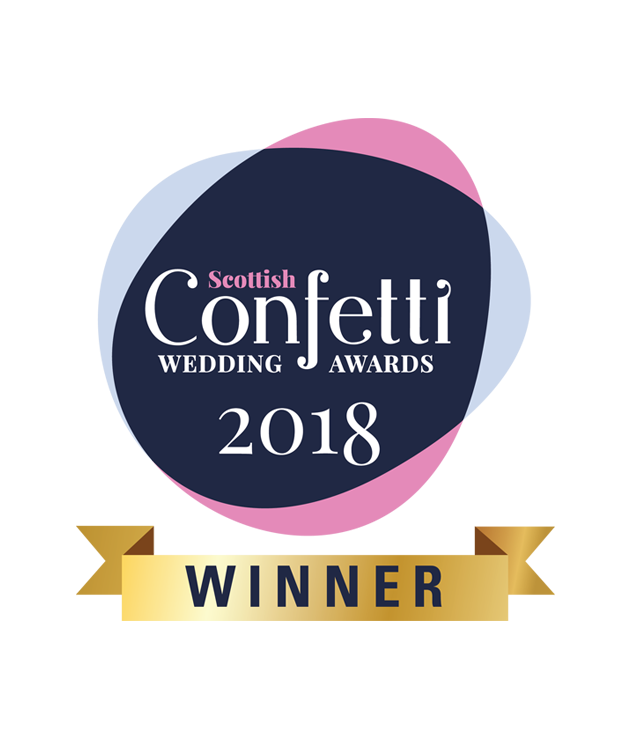 Confetti Awards 2018 WINNER