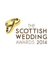 The Scottish Wedding Awards 2014 WINNER