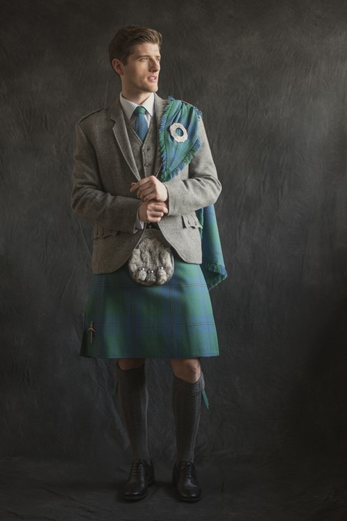 The Spirit of Loch Esk Kilt from Kilts 4 U Glasgow